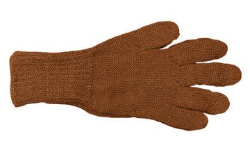 Alpaca Fleece Gloves