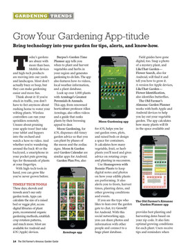 The 2017 Old Farmer's Almanac Garden Guide