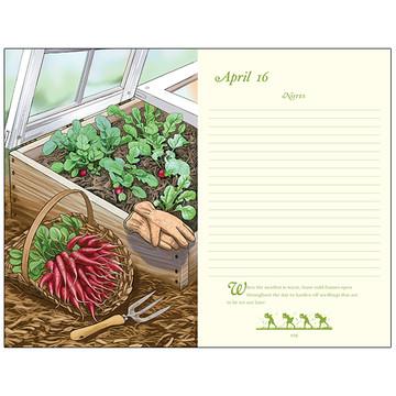 The Old Farmer's Almanac Gardening Notebook