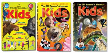 The Old Farmer's Almanac for Kids - Special Offer