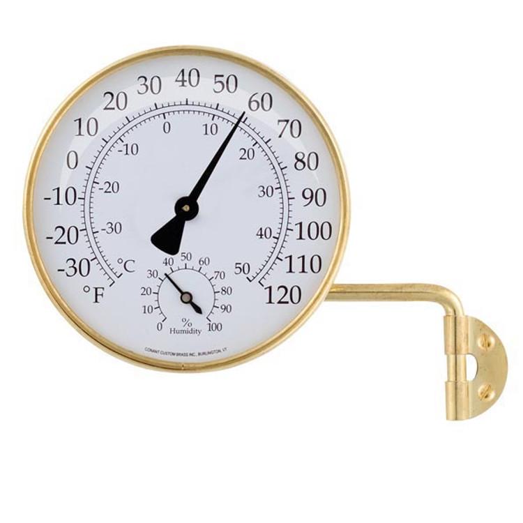 Vermont Weather Station (Brass)