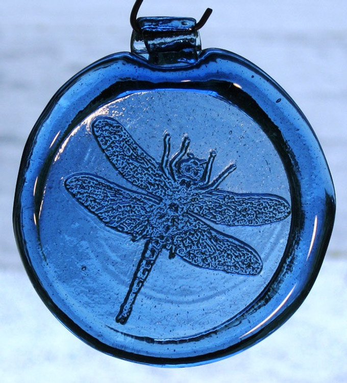 Old Hancock Dragonfly Suncatcher