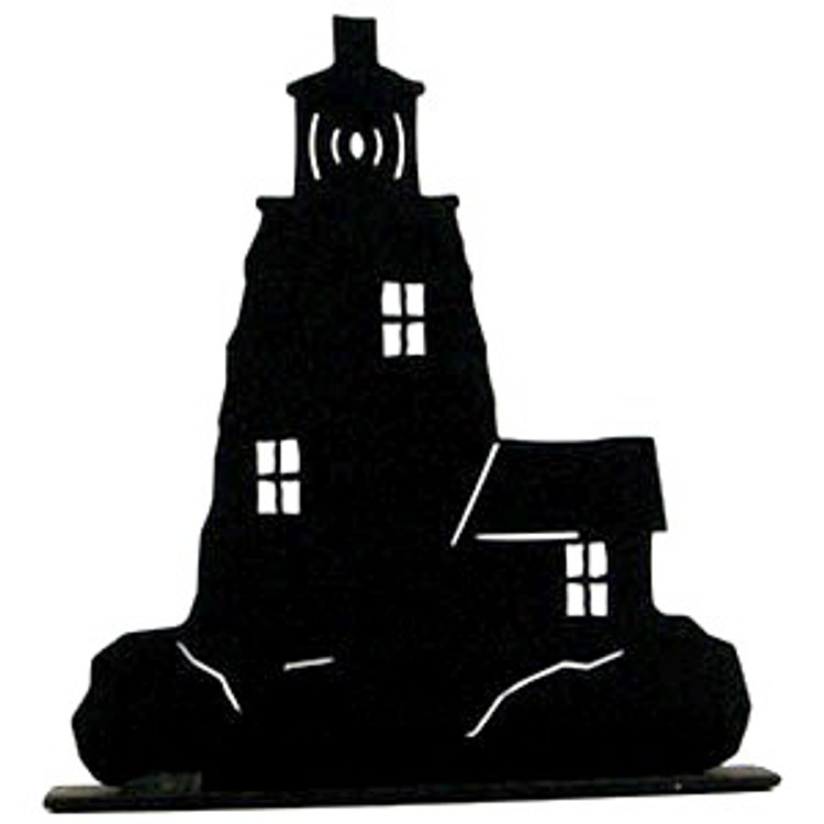 Lighthouse Doorstop