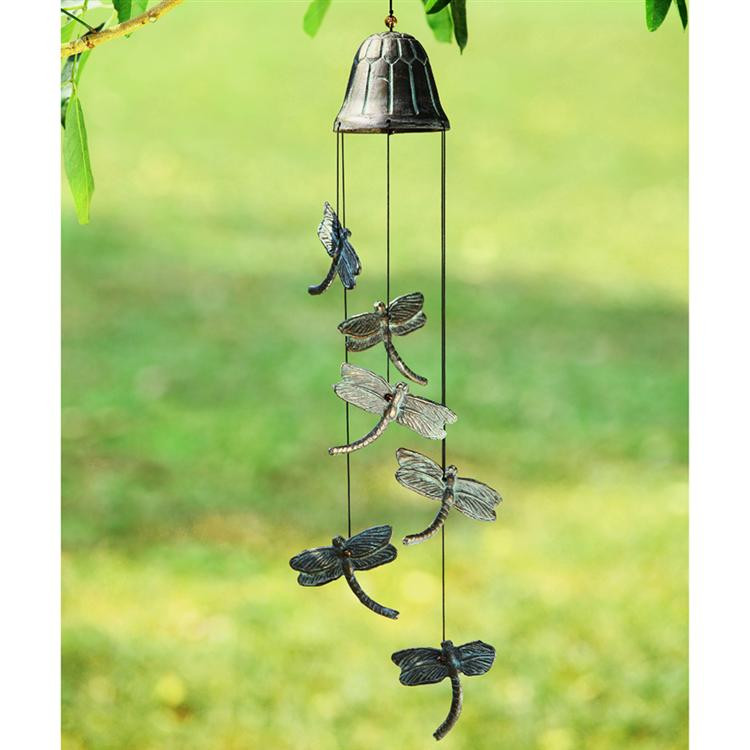 Swooping Dragonfly Windchime