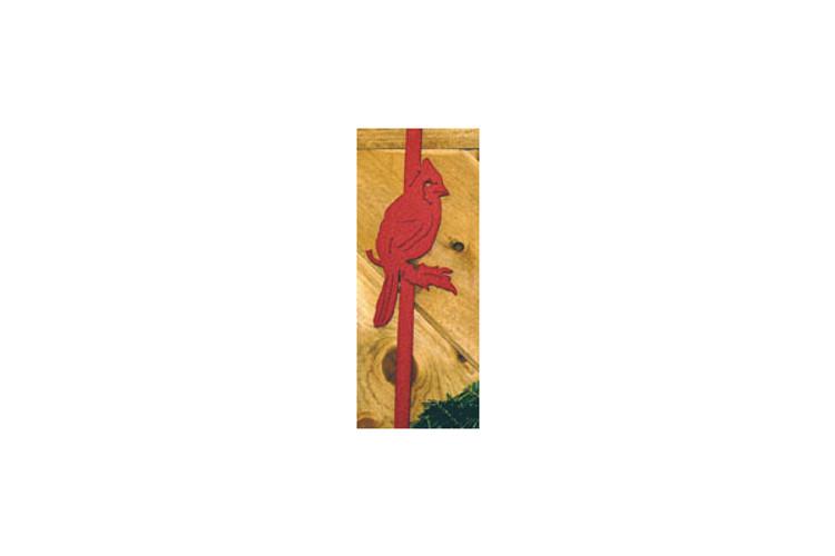 Wreath Hanger - Cardinal