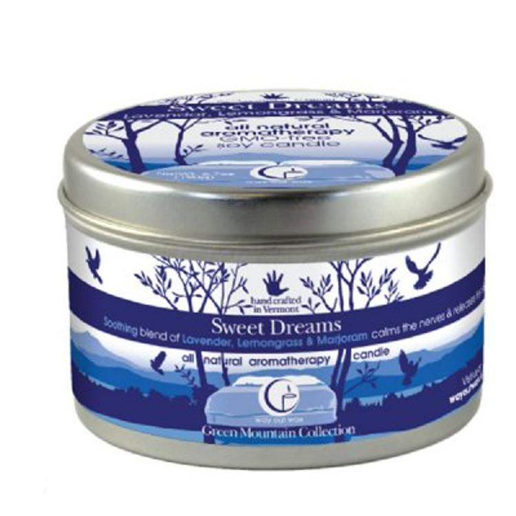 Sweet Dreams Candle Large Tin