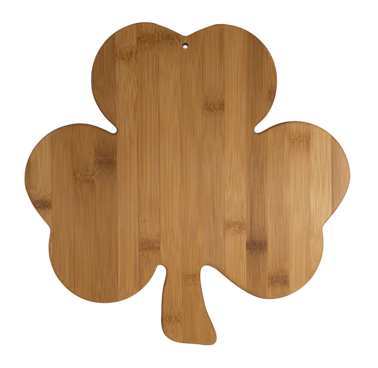 Shamrock Cutting and Serving Board