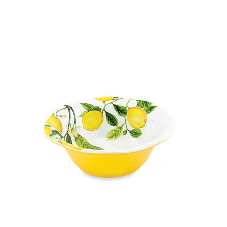 Serveware Medium Bowl - Lemon Basil