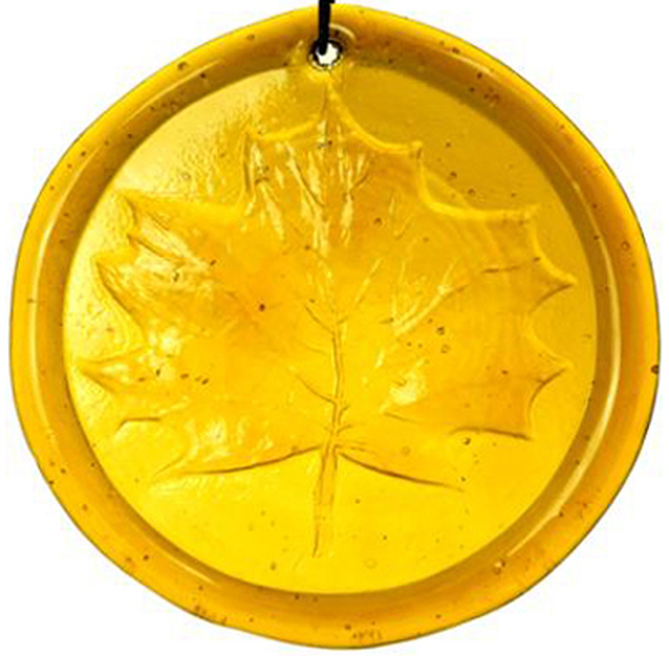 Maple Leaf Large Suncatcher