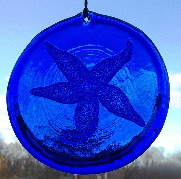 Sea Star Large Suncatcher