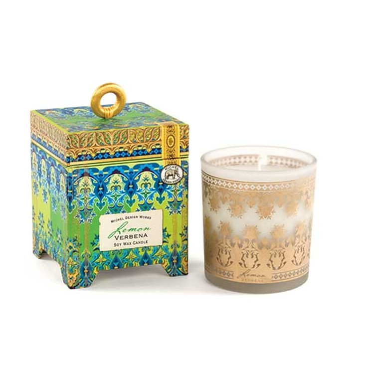 Lemon Verbena 6.5 oz. Soy Wax Candle