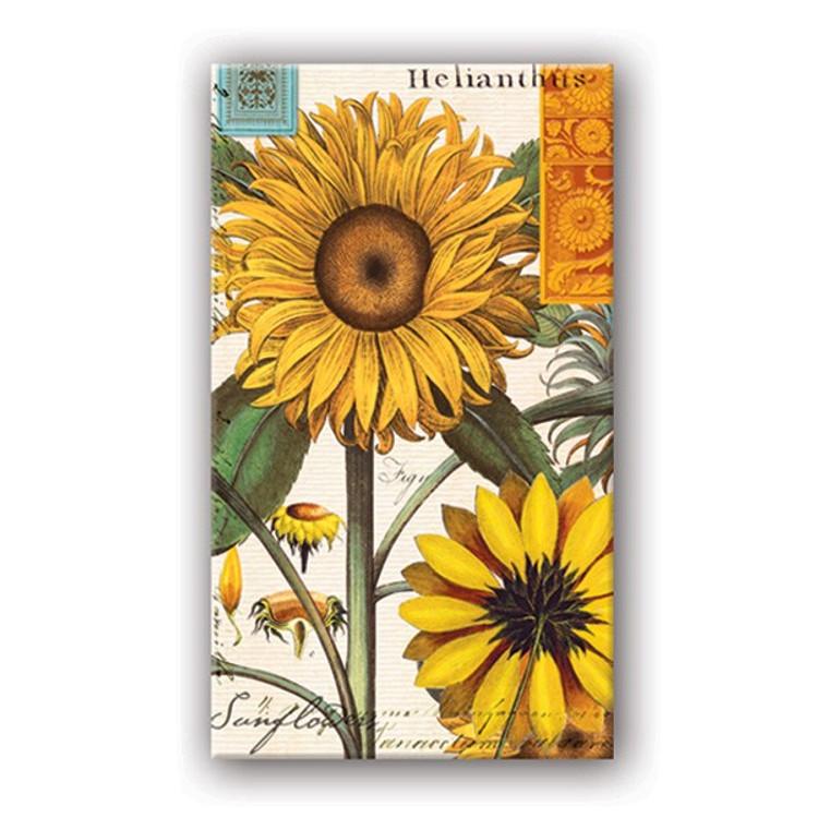 Sunflower Matchbox