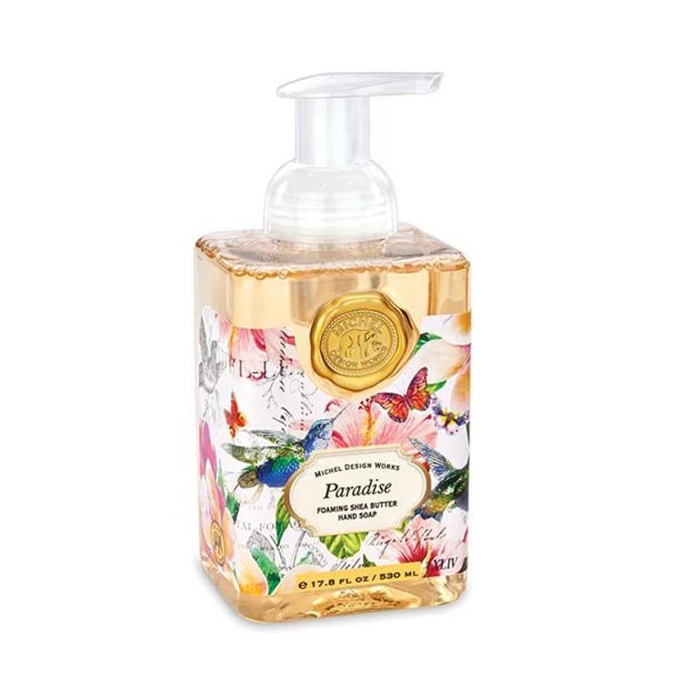 Paradise Foaming Shea Butter Hand Soap