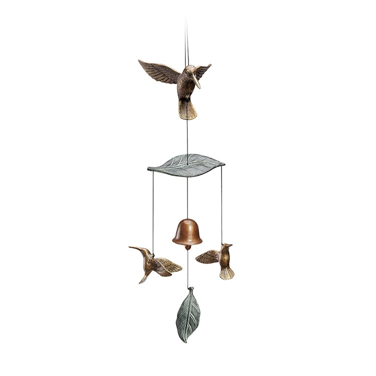 Hummingbird Trio Wind Bell