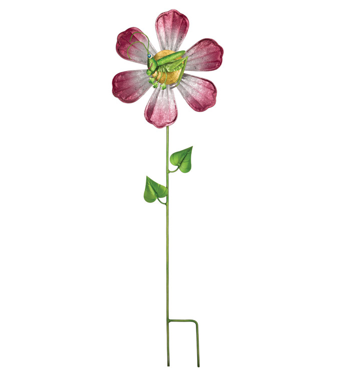 Flower Spinner - Grasshopper