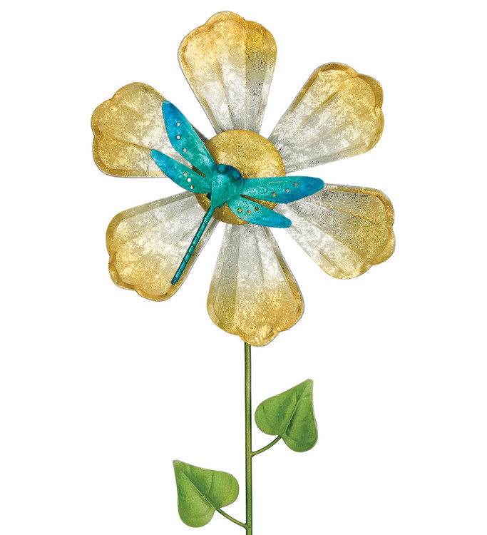 Flower Spinner - Dragonfly