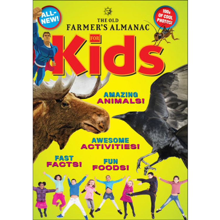 The Old Farmer's Almanac for Kids, Volume 7