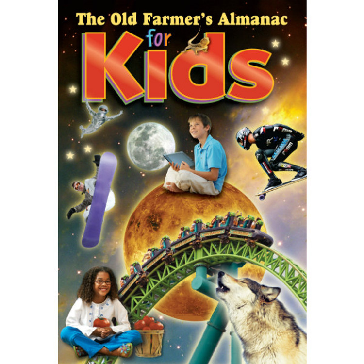 The Old Farmer's Almanac for Kids, Volume 5