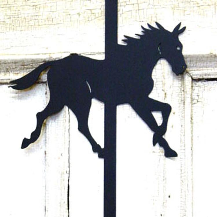 Wreath Hanger - Horse