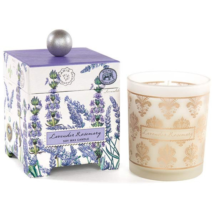 Lavender Rosemary 14 oz. Soy Wax Candle