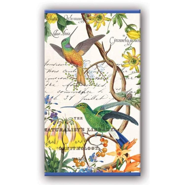 Hummingbird Matchbox