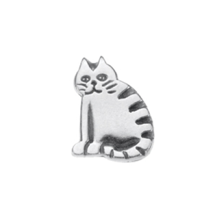 Barn Cat Scatter Pin