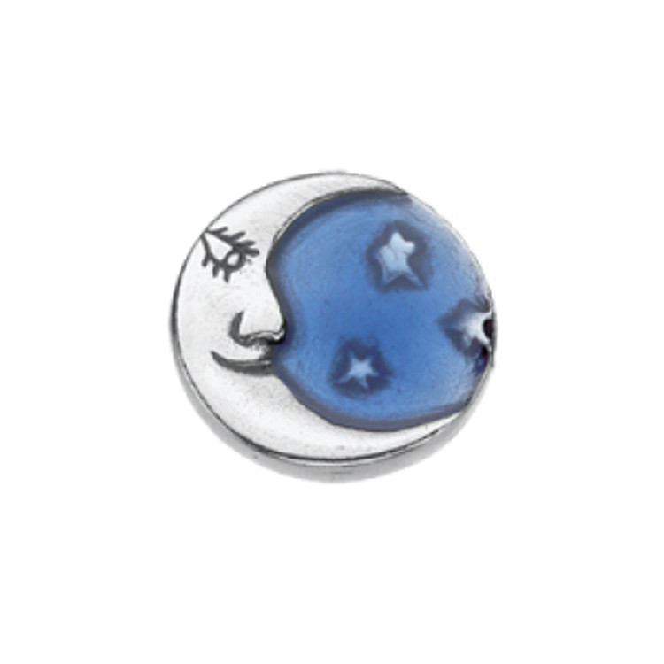 Moon Scatter Pin