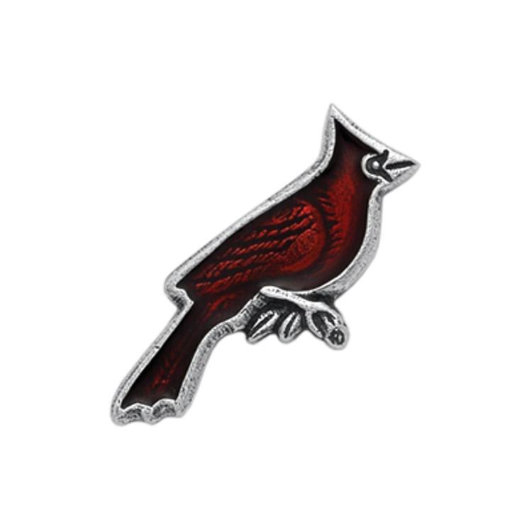 Cardinal Scatter Pin