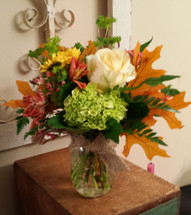 Mason Jar Love from The Bloom Closet Florist in Martinez, GA