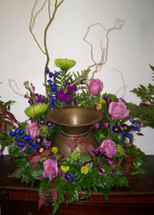 Cremation Urn Mixed