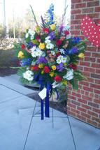 Assorted Flower Standing Spray
