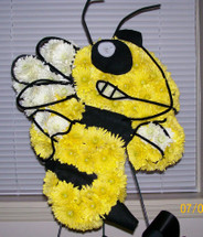 Buzz Bee from GA Tech Sympathy Spray