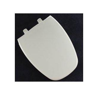 Bemis 1240205000 Eljer Emblem Plastic Elongated Toilet Seat