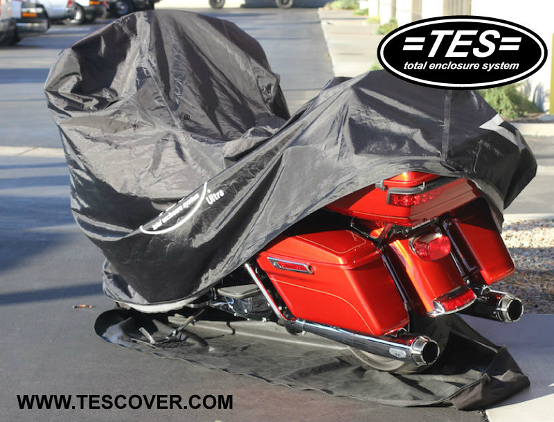 tes cover roadglide