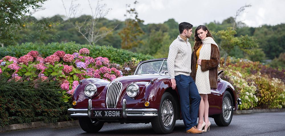 Irish Sweaters & Aran Sweaters - For Classic, Timeless Beauty Think Aran