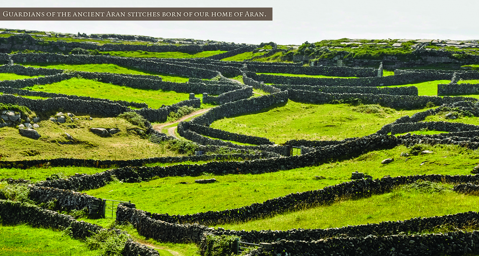 Aran Island Knit Artistry - Styled Through The Ages
