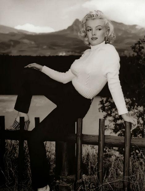 Marilyn monroe shirts