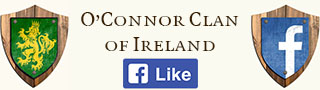 O' Connor Clan Of Ireland