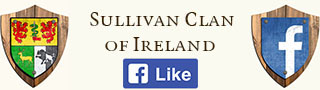 O Sullivan Clan Of Ireland