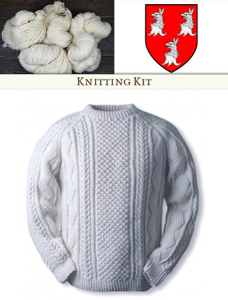 Ryan Knitting Kit