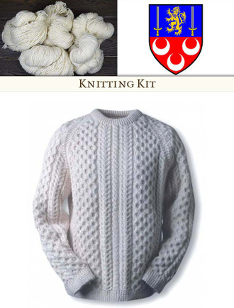 Mc Loughlin Knitting Kit