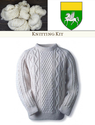 Quinn Knitting Kit