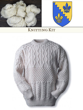 O'Shea Knitting Kit