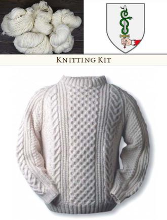 Hughes Knitting Kit