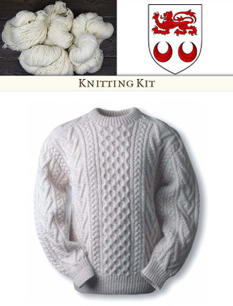 Kavanagh Knitting Kit
