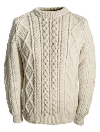 Cassidy Clan Sweater