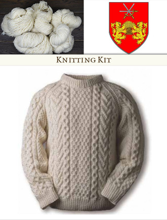 Brennan Knitting Kit