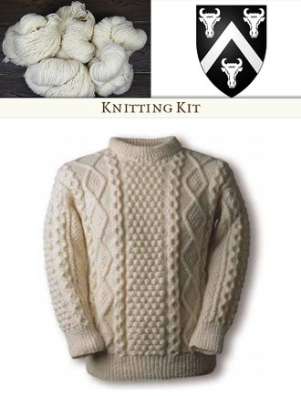 Buckley Knitting Kit
