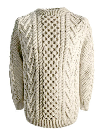 Cahill Clan Sweater