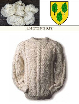 Clarke Knitting Kit
